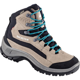 Dachstein Schober MC GTX Hiking Shoes Damen sand-dark turquoise
